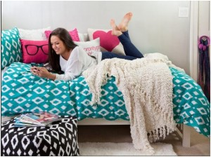 Decorating College Dorms – Get the Right College Dorm Bedding!