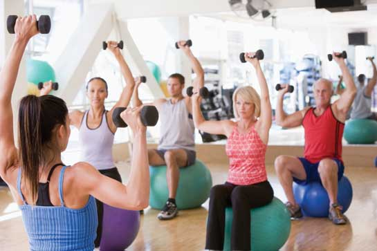 5 Professional Group Fitness Instructor Career Benefits