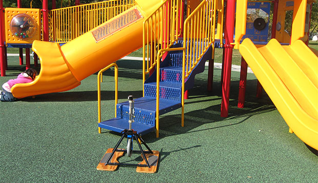 Sponge Playgrounds (Also Known As PIP Rubber)